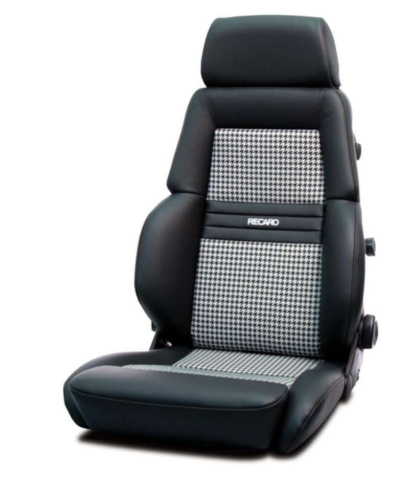 Recardo Performance Seat - Houndstooth