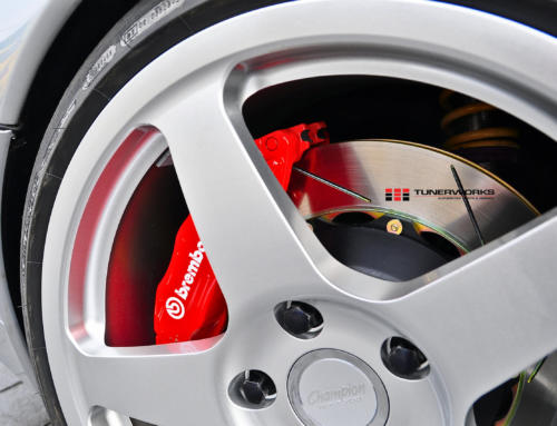 Brembo needs no introduction